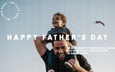 Father's Day Template Giveaway